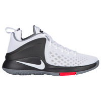 Nike Zoom Witness - Men's -  LeBron James - White / Black
