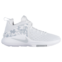 Nike Zoom Witness - Men's -  LeBron James - White / Grey