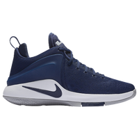 Nike Zoom Witness - Men's -  Lebron James - Navy / Grey
