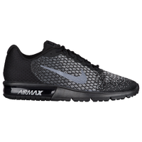 Nike Air Max Sequent 2 - Men's - Black / Grey