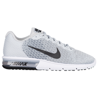 Nike Air Max Sequent 2 - Men's - Grey / Black