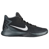 Nike Zoom Evidence - Men's - Black / Silver
