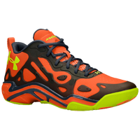 Under Armour Micro G Anatomix Spawn 2 Low - Men's - Orange / Brown