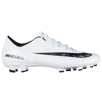 Nike Mercurial Victory VI FG - Men's - White / Black
