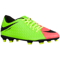 Nike Hypervenom Phade III FG - Men's - Light Green / Black