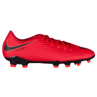 Nike Hypervenom Phelon III FG - Men's - Red / Black
