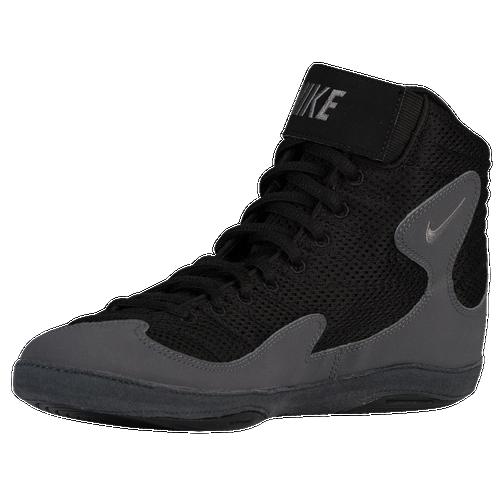Nike Inflict 3 - Men's - Wrestling - Shoes - Black/Black/Dark Grey ...
