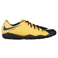 Nike HypervenomX Phelon III TF - Men's - Gold / Black