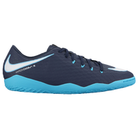 Nike HypervenomX Phelon III IC - Men's - Navy / White