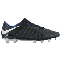 Nike Hypervenom Phantom III FG - Men's - Black / White