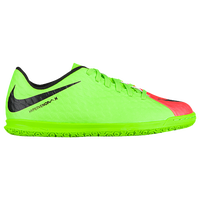 Nike Hypervenom Phade III IC - Boys' Grade School - Light Green / Black