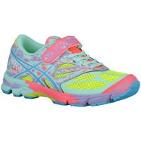 ASICS� Gel-Noosa Tri 10 - Girls' Preschool - Yellow / Light Green