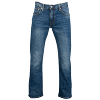 Levi's 527 Boot Cut Jeans - Men's - Navy / Navy