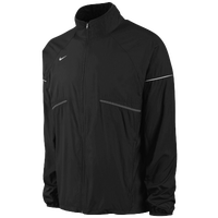 Nike Zoom Running Jacket - Men's - All Black / Black