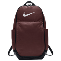 Nike Brasilia X-Large Backpack - Maroon / Black