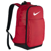 Nike Brasilia X-Large Backpack - Red / Black