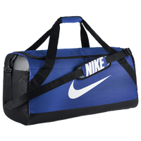 Nike Brasilia Large Duffel - Blue / Black