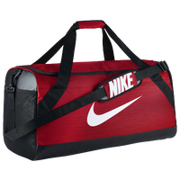 Nike Brasilia Large Duffel - Red / Black