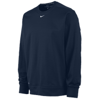 Nike Therma-Fit KO Crew - Men's - Navy / Navy