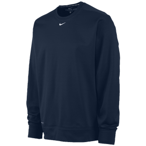 Nike Therma-Fit KO Crew - Men's - Navy/White
