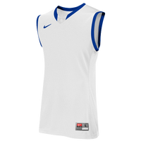 Nike Team Enferno Jersey - Men's - White / Blue