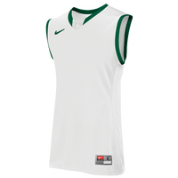 Nike Team Enferno Jersey - Men's - White / Dark Green