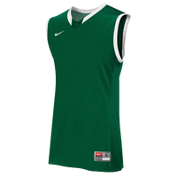 Nike Team Enferno Jersey - Men's - Dark Green / White