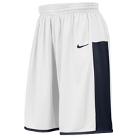 Nike Team Enferno Shorts - Men's - White / Navy