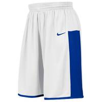 Nike Team Enferno Shorts - Men's - White / Blue