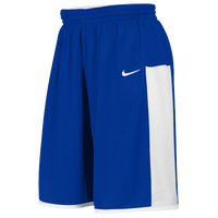 Nike Team Enferno Shorts - Men's - Blue / White