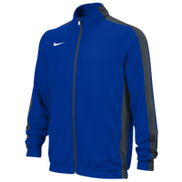 Nike Team League Jacket - Men's - Blue / Grey