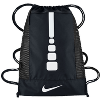 Nike Hoops Elite Gymsack - Black / White