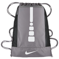 Nike Hoops Elite Gymsack - Grey / White