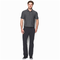 Under Armour Playoff Golf Polo - Men's - Grey / Grey