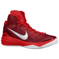 Nike Hyperdunk 2014 - Women's - Red / White