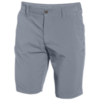 Under Armour Matchplay Golf Shorts - Men's - Grey / Grey