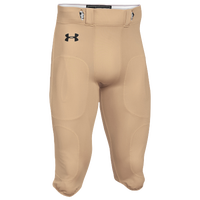 Under Armour Team Stock Instinct Pants - Men's - Gold / Gold