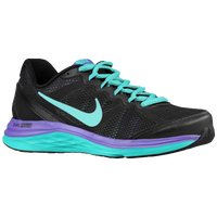 Nike Dual Fusion Run 3 - Women's - Black / Aqua