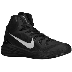 Nike Hyperdunk 2014 - Men's - Black/Metallic Silver
