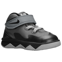 Nike Soldier VIII - Boys' Toddler -  LeBron James - Grey / Black