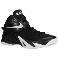 Nike Zoom Soldier VIII - Men's - Black / White