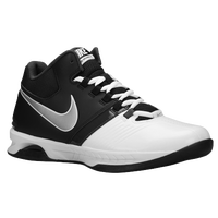 Nike Air Visi Pro V - Men's - White / Black