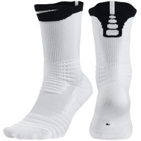 Nike Elite Versatility Crew Socks - White / Black