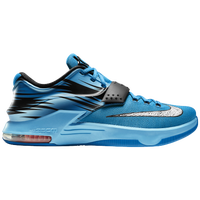 Nike KD 7 - Men's - Kevin Durant - Light Blue / Black