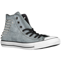 Converse All Star Ox - Women's - Grey / White