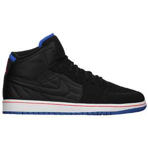 Jordan AJ 1 '99 - Men's - Black/Sport Blue/Infrared 23