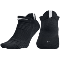 Nike Elite Versatility No Show Socks - Black / White