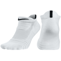 Nike Elite Versatility No Show Socks - White / Black