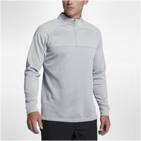 Nike Golf Therma Fit 1/2 Zip Cover Up - Men's - Grey / Black
