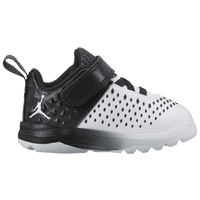 Jordan Extra.Fly - Boys' Toddler - White / Black